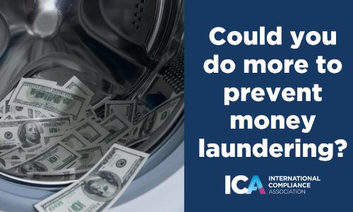 ICA Essentials - Anti Money Laundering image