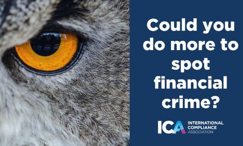 ICA Essentials - Financial Crime Prevention image